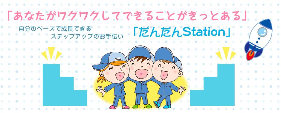 埼玉県越谷市の就労継続支援B型事業所|アポロ1号